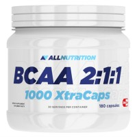 Allnutrition - BCAA 2:1:1 (1000 XTRACAPS) - 180 капс