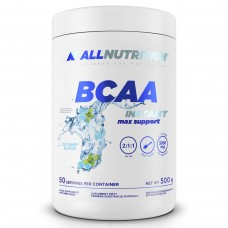 Амінокислоти Allnutrition - BCAA MAX Support Instant - 500 г