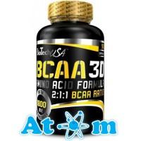 BioTech – BCAA 3D – 90 капс