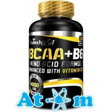 BCAA BioTech BCAA+B6 200 капс