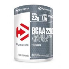Амінокислоти Dymatize Nutrition BCAA Complex 2200 - 400 капс