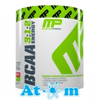 MusclePharm – BCAA Energy 3:1:2 Powder – 231 гр