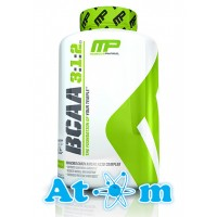MusclePharm - BCAA 3:1:2 - 240 капс