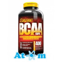 Mutant – BCAA Caps – 400 капс