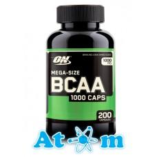 Амінокислоти Optimum Nutrition - BCAA 1000 - 200 капс