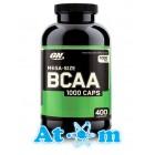 Optimum Nutrition - BCAA 1000 - 400 капс
