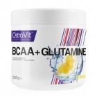 Ostrovit BCAA + Glutamine  - 200 г