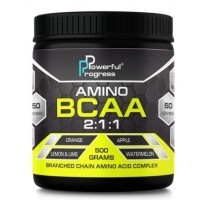 Powerful Progress - Amino BCAA 2:1:1 - 500 г