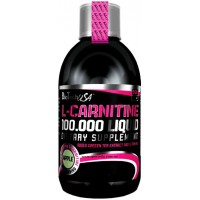 BioTech - L-Carnitine 100.000 Liquid - 500 мл