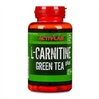 Activlab – L-Carnitine Plus Green Tea – 60 капс