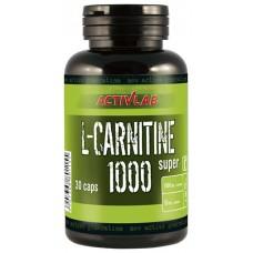 L-карнітін Activlab L-Carnitine 1000 30 капс