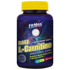 L-карнітін FitMax Base L-Carnitine 60 капс