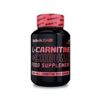 Biotech - L-Carnitine chrome - 60 капс