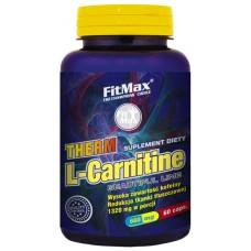 L-карнітін FitMax Therm L-Carnitine 90 капс