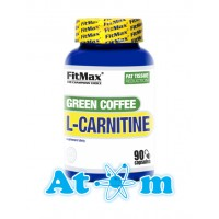 FitMax – Green Coffee L-carnitine – 90 капс