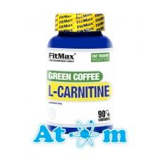 L-карнітін FitMax Green Coffee L-carnitine 60 капс
