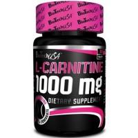 BioTech – L-Carnitine 1000 - 60 табл