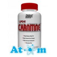 Nutrex – Lipo-6 Carnitine – 60 капс