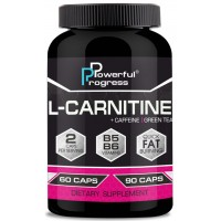 Powerful Progress - L-Carnitine - 90 капс