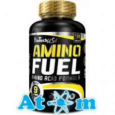 Амінокислоти BioTech Amino Fuel 120 табл