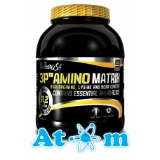 Амінокислоти BioTech 3P Amino Matrix 240 таб