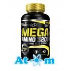 BioTech - Mega Amino 3200 - 100 табл