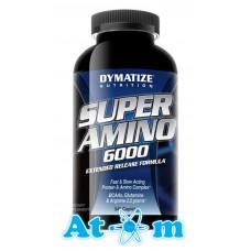 Амінокислоти Dymatize Nutrition  Super Amino 6000  345 табл