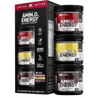 Optimum Nutrition - Amino Energy Promo Box - 3x90 г