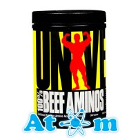 Universal Nutrition – 100% Beef Aminos – 200 табл