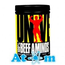 Амінокислоти Universal Nutrition 100% Beef Aminos 400 табл