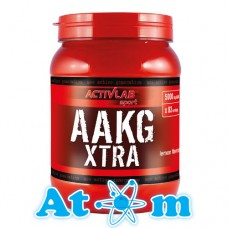 Аргінін ActivLab AAKG Xtra 500 гр