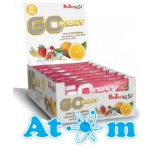 Протеїнові батончики BioTech Go Energy Bar 32*40 гр