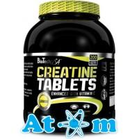 BioTech – Creatine Tablets – 200 таб