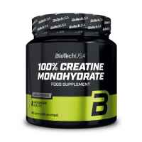 BioTech - 100% Creatine Monohydrate - 300 г
