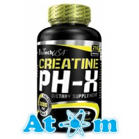 BioTech - Creatine pH-X - 210 капс