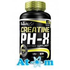 Креатин BioTech Creatine pH-X - 90 капс