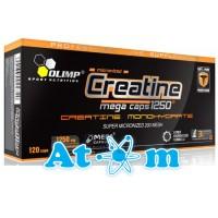 Olimp - Creatine mega caps 1250 - 120 капс
