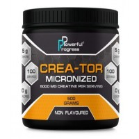 Powerful Progress - CREA-TOR Micronized - 500 г