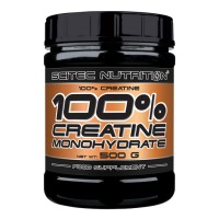 Scitec Nutrition - 100% Creatine Monohydrate - 300 грам