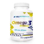 Allnutrition - Omega 3 Strong - 90 капс