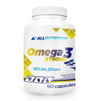Allnutrition - Omega 3 Strong - 90 капс