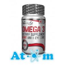 Риб'ячий жир BioTech Omega 3 90 капс