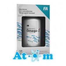 Жирні кислоти FA Omega 3 120 капс