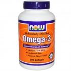 NOW Omega-3 - 200 softgels