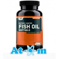 Optimum Nutrition - Fish Oil Softgels - 100 капс