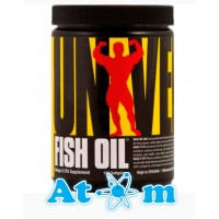 Universal Nutrition - Fish Oil - 100 капс