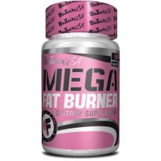 Жироспалювач BioTech Mega Fat Burner BT 90 таб