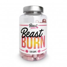 Жироспалювач BeastPink - Beast Burn - 120 капс