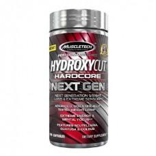 Жироспалювач MuscleTech - Hydroxycut hardcore Next Gen - 100 капс