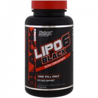 Nutrex – Lipo-6 Black Ultra Concentrate – 60 капс